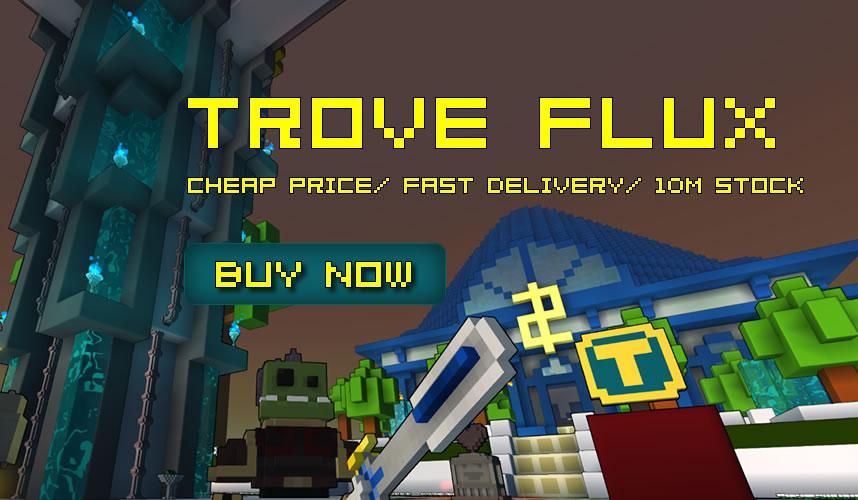 Buy Trove Flux 2% Discount Coupon Code