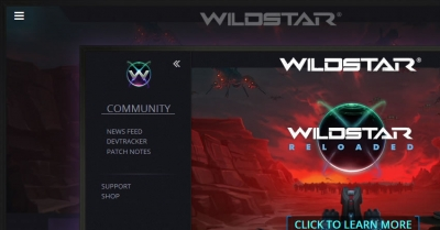 wildstar online service and support links