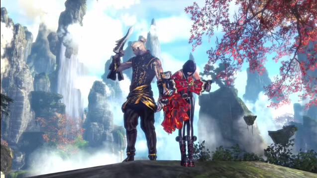 okaymmo:Blade and Soul Kung Fu Master Class Week