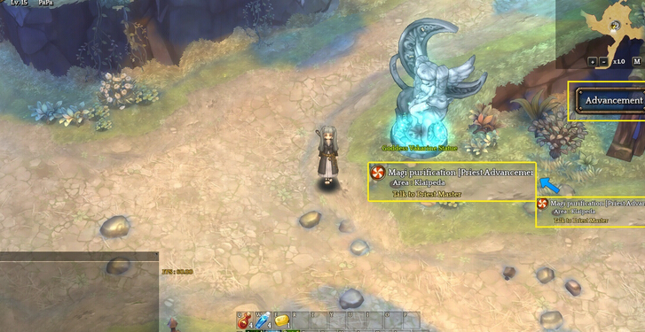 Tree Of Savior Beta Key Distribution Announcement