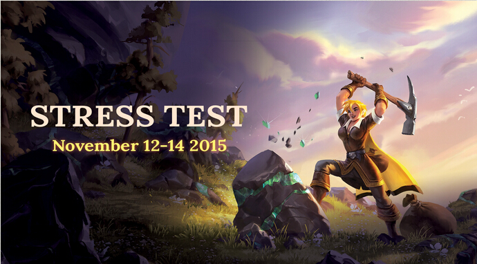 Albion Online Pre-Closed Beta Stress Test