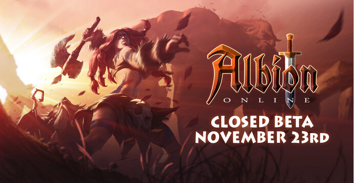 Albion Online Closed Beta Launch is Coming!
