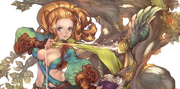 Tree Of Savior Class Archer Rank 1