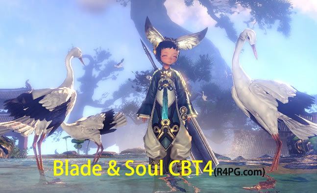 NO SELLING/TRADING Blade and Soul CBT4 Beta Key Giveaways