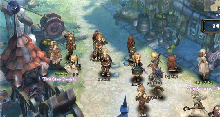 Questions Of Tree Of Savior