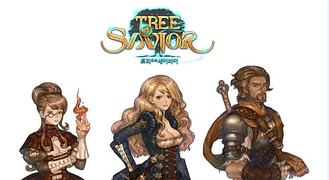 Tree Of Savior Classes Archer Rank 4