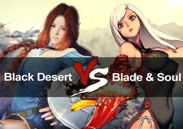 Blade & Soul VS Black Desert Online - FEATURES
