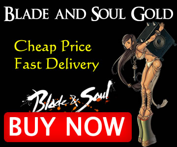 Do You Know Blade and Soul need More Gold
