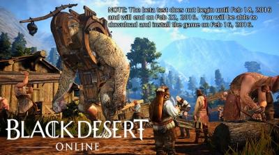 about black desert online