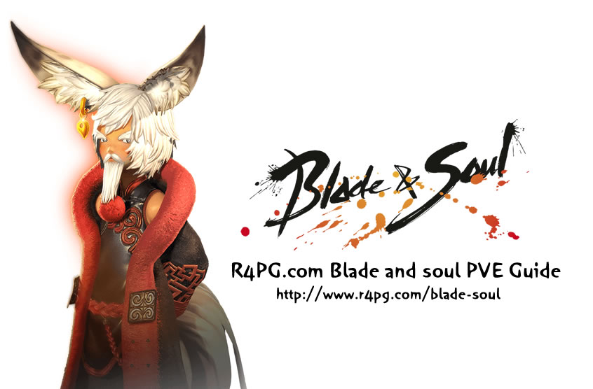 NA - Naryu Labyrinth 4-man Guide Summoner PoV Blade and Soul and Breakdown for all bosses