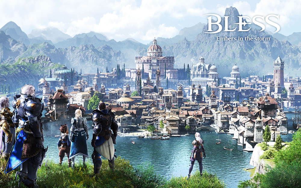 Bless is coming to Europe and North America