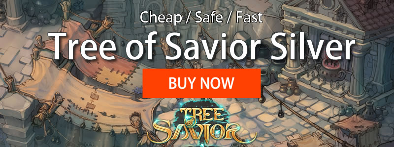 All vivid players of Tree of Savior Silver can now visit the website TOSGold.com