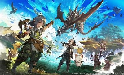 Final Fantasy XIV Thordon EX - uffxiv com