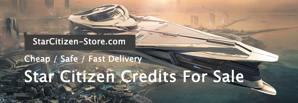 All vivid players of star citizen credits can now visit the website starcitizen-store.com
