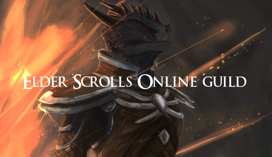 r4pg:Finding a good guild in Elder Scrolls Online!