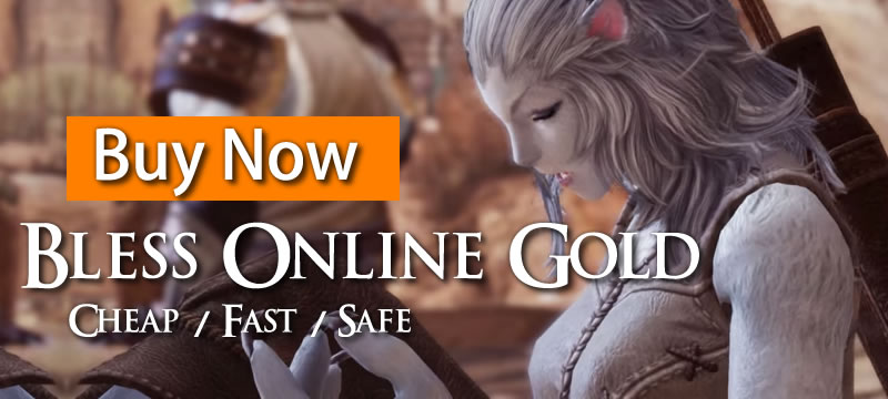 All vivid players of Bless Online Gold can now visit the website Bless-Gold.com