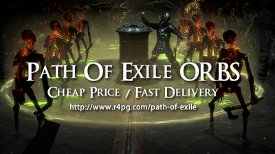 path of exile orbs for gamers is available at r4pg com