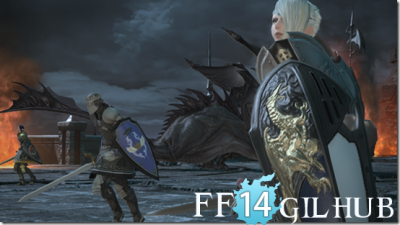 FFXIV A Realm Reborn: In order for Zodiark to be made whole
