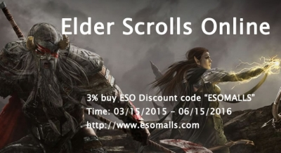 There are a wide range of The Elder Scrolls Online promo codes, offers and deals from different stores. The list gets updated daily, and almost all of them are verified and free to use. Do check back often or bookmark the page for those The Elder Scrolls Online offers: including 24 The Elder Scrolls Online promo codes and 16 deals in December