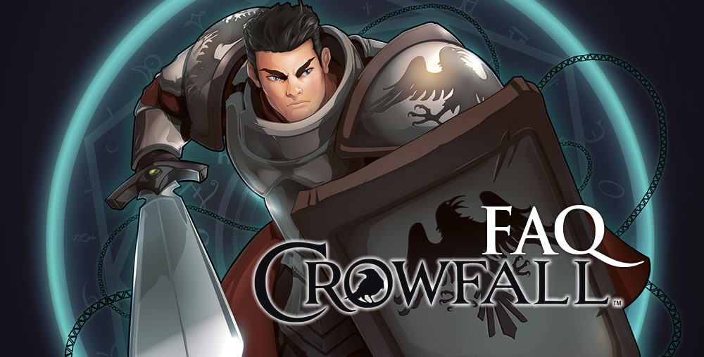 LASTEST CROWFALL LIVE! FAQ
