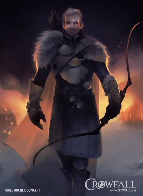 crowfall siege and destruction   siege perilous first impressions
