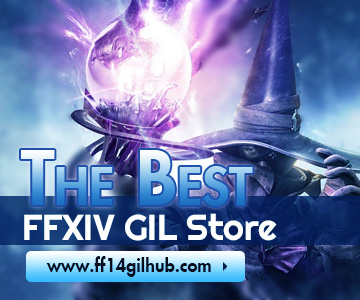 FF14GilHub.com tell you where can get more FFXIV Gil