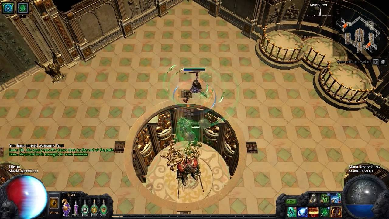 Five New Sextant Mods in Path of Exile Content Update 2.4.1