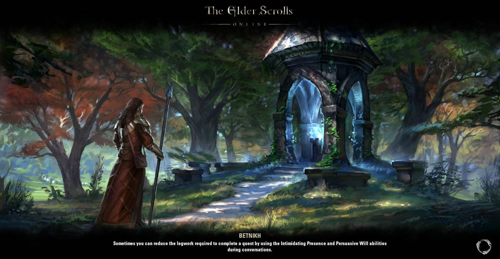 most people playing ESO will be playing it solo or with their partner