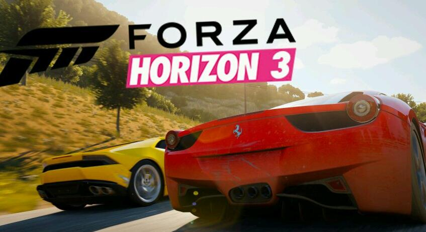 Forza Horizon 3  Uplate Release Note 14/11/2016