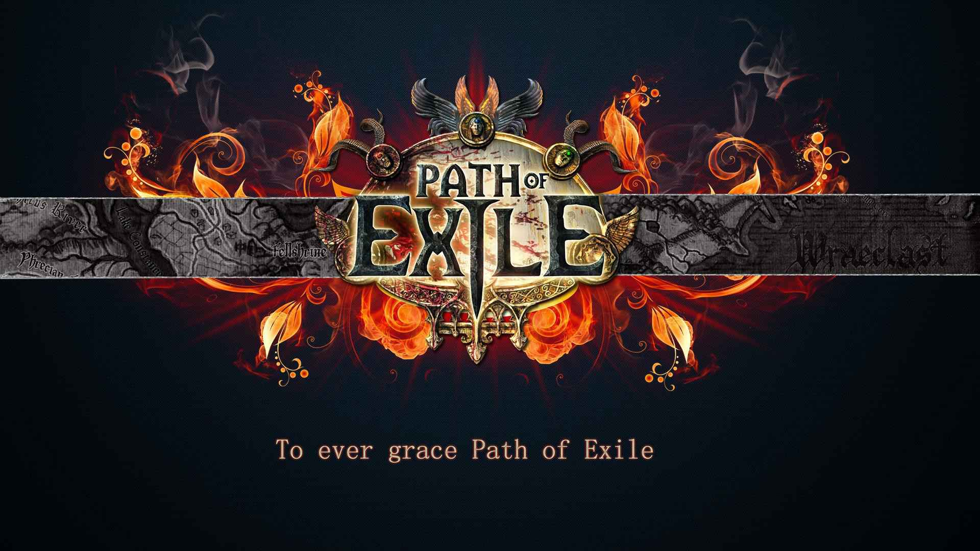 To ever grace Path of Exile