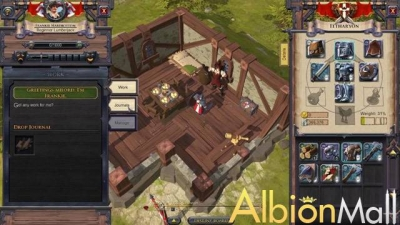 I disagree with the lack of depth to the Albion Online Combat System