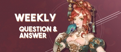 Tree of Savior Weekly Question and Answer