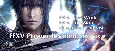 UFFXVGil.com FFXV Power leveling Service