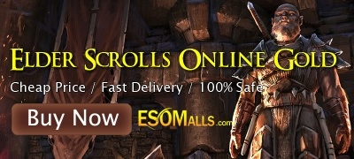 ESOMalls Offers Elder Scrolls Online Gold Fast Delivery Service