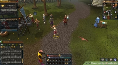RUNESCAPE DEVELOPERS SPEAK ON KEEPING THEIR LEGACY SERVERS ALIVE