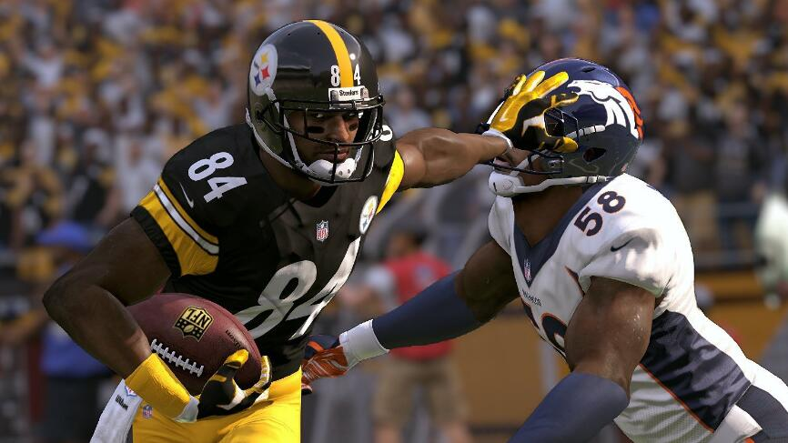Madden 18 may be wins 2  in 10 Best Games of 2017