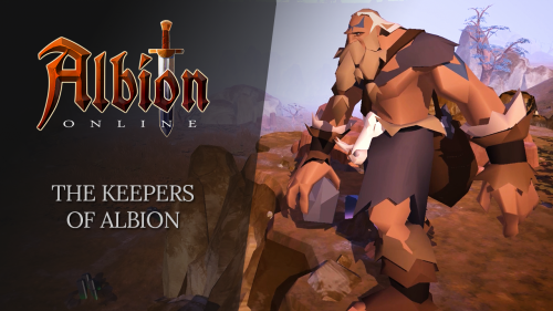 Albion Online will not be the trail blazer