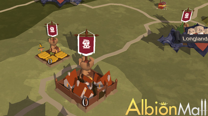 Other weakly designed MMORPGs are almost impossible to happen in Albion