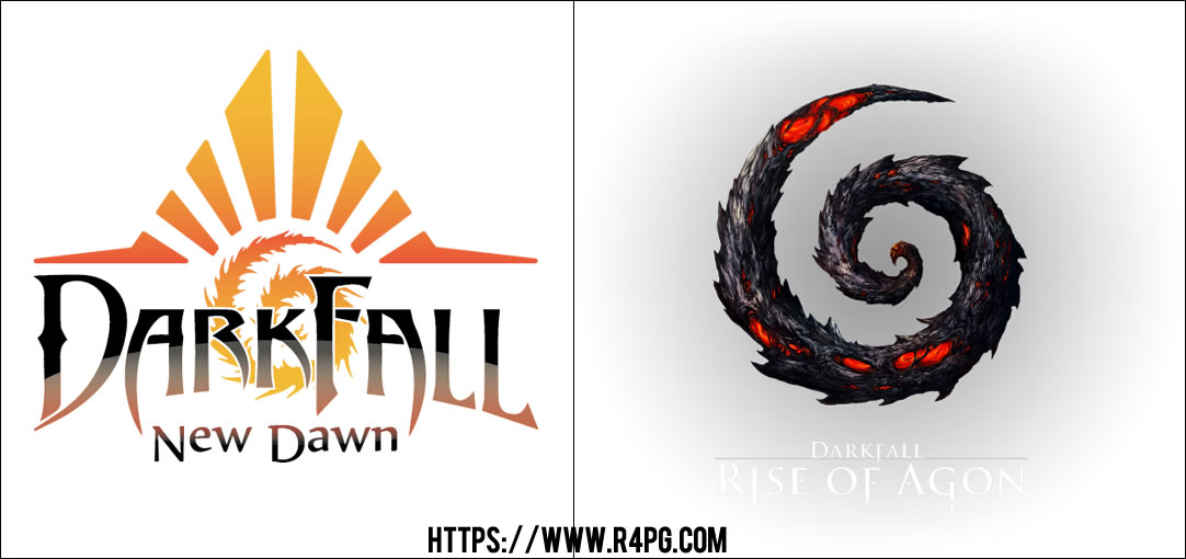 R4PG - Differences between DarkFall: New Dawn and Darkfall: Rise of Agon