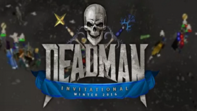 Old School RuneScape players battle for $10K on December 17 in the Deadman Invitational