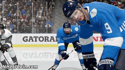 NHL 17 is no more realistic than NHL 12