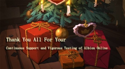 Albion Online beta will last most likely through all of 2017