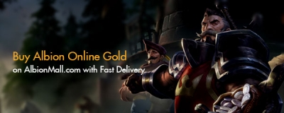 Buy Cheap and Safe Albion Online Gold/Silver with Prompt Delivery at AlbionMall