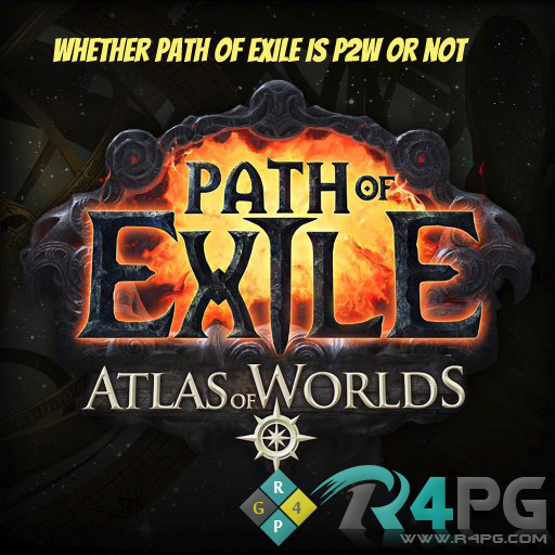 Lets go on discussing whether Path of Exile is P2W or not(parts 2)