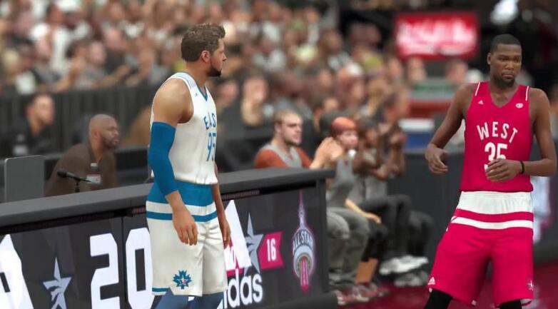NBA 2K17 All Star Grand Prize