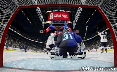nhl 17 human limitations to the ai