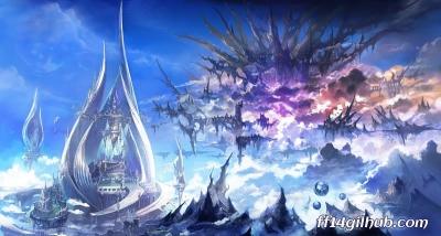 Final Fantasy XIV Crack Theory