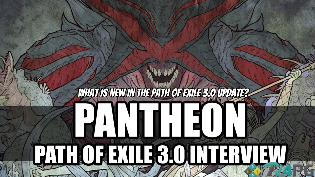 What is new in the Path Of Exile 3.0 update