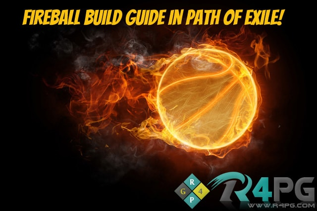 Fireball Build Guide In Path Of Exile!