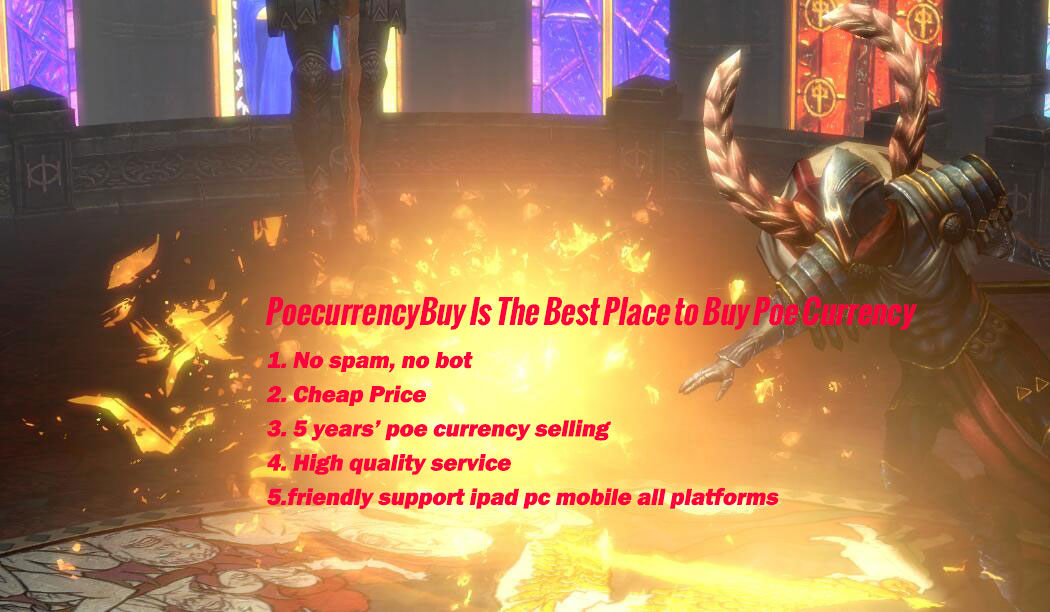 Where Is The Best Place to Buy Cheap,Fast Poe Currency
